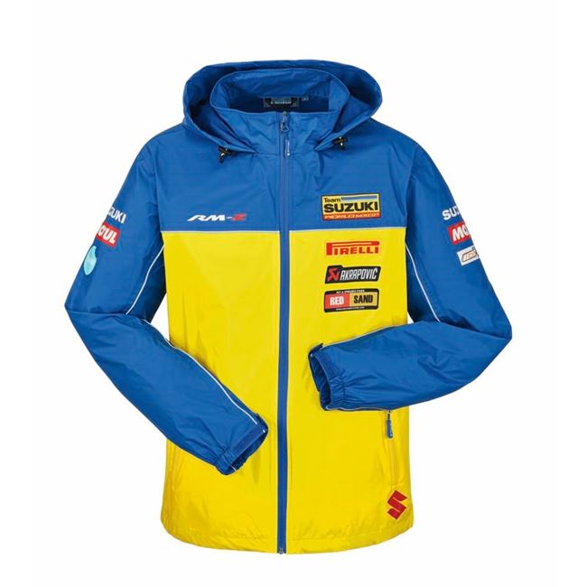 Suzuki Mxgp Replica Windbreaker