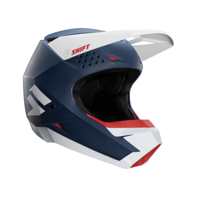 Shift Motocross Helmet