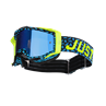 additional image for MASK TURQUOISE - FLUO YELLOW