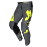 additional image for PANTS J-FLEX ARIA DARK GREY - FLUO YELLOW