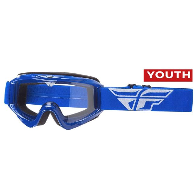 Youth Fly 2018 Focus Goggles (Blue)