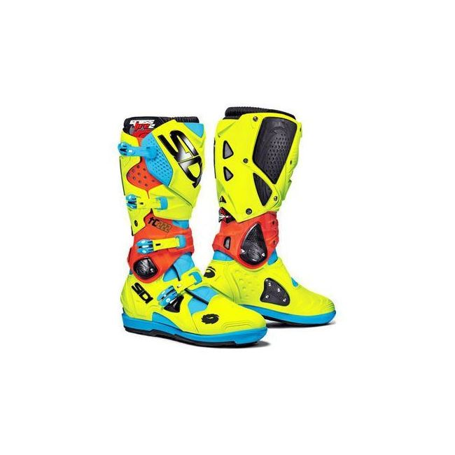 Sidi Crossfire TC222 Limited Edition Boots