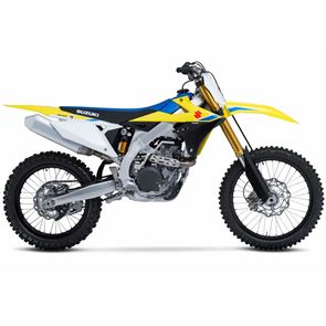 Xtreme Visuals RMZ450 Graphics (2018) - FULL CUSTOM