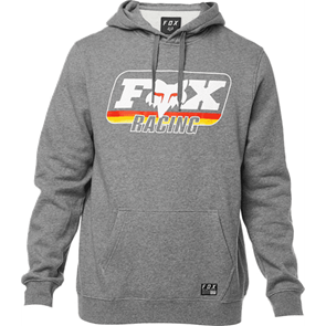 Fox Throwback Pullover Fleece
