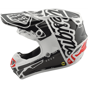 Troy Lee Designs SE4 Polyacry Lite Helmet