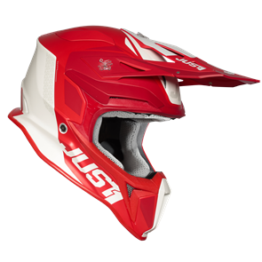 J18 PULSAR RED / WHITE MATT