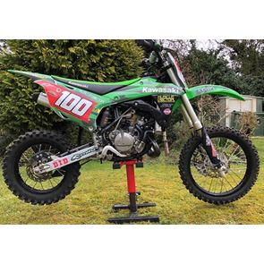 Xtreme Visuals KX85 Graphics (2014-2018) - Camouflage
