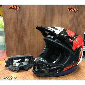 Shift Mx Helmet / Oakley O Frame Goggle For Free