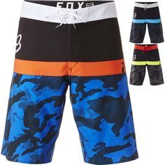 Fox Kaso Boardshort