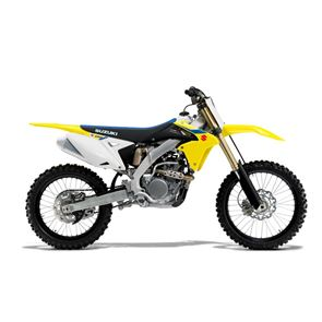 Xtreme Visuals RMZ250 Graphics (2010-2018) - FULL CUSTOM