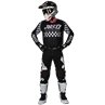 additional image for PANTS J-FORCE TERRA BLACK - WHITE