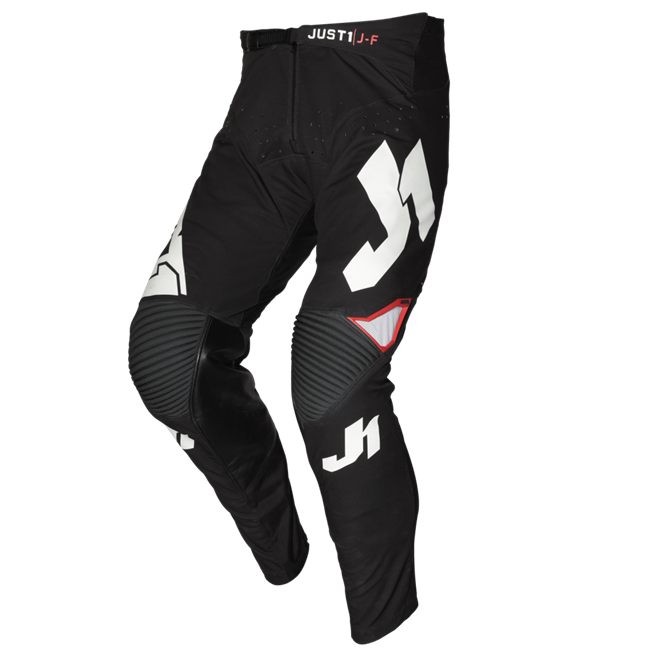 PANTS J-FLEX ARIA BLACK - WHITE