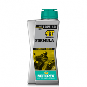Motorex Formula 4T Semi Synthetic Oil - 1 Litre