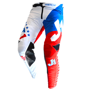 JUST1 PANTS J-FLEX USA FLAG LIMITED EDITION