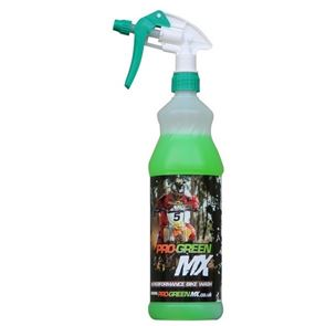 Pro green bike wash cleaner